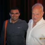 Con Martin Seligman.