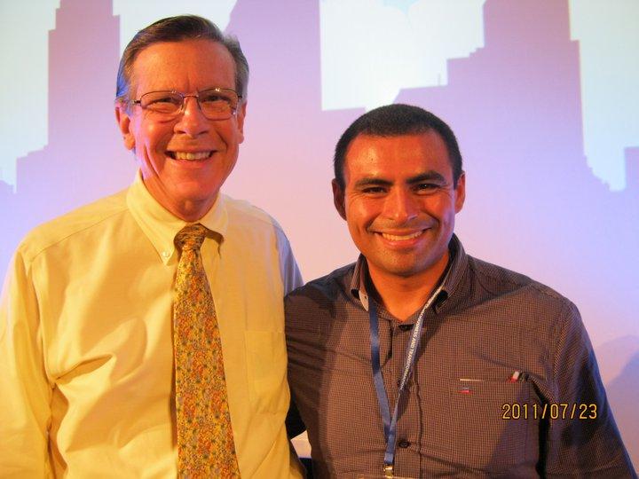 Con Ed Diener.