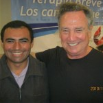 Con Joel Bergman.